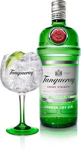tanqueray the world s finest gin