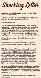 husband wife letters quotations
