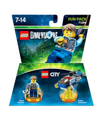 Mua LEGO Dimensions - LEGO City Fun Pack (Electronic Games) trên ...