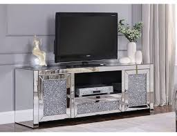 marlow mirrored tv stand in 2020