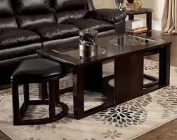 elegance coffee table ottoman leoni