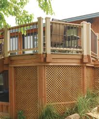 Deck Lattice To Beautify Your Home Givdo Home Ideas
