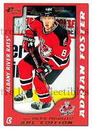 Amazon.com: (CI) Adrian Foster Hockey Card 2003-04 Pacific AHL Prospects  Gold 2 Adrian Foster: Collectibles & Fine Art