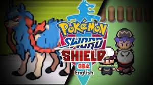 GBA] Pokemon Sword and Shield GBA English - Pokemoner.com