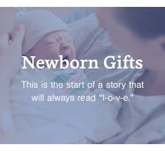 personalized newborn baby gifts at