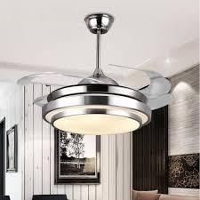 modern ceiling fan lights lamps remote