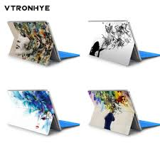 Laptop Protector For Surface Pro 6 Vinyl Decal Notebook Stickers For Surface Pro 4 Pro 5 Anti Scratch Dust Laptop Skin Cover Buy At The Price Of 8 61 In Aliexpress Com Imall Com