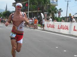 are skinny triathletes faster active