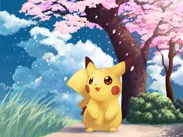 wallpapers pikachu pokemon