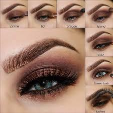 make up dark brown eyes 2808256