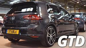 volkswagen golf gtd mk7 carbon grey
