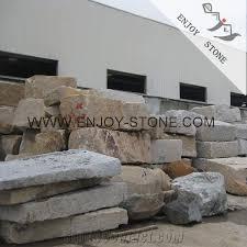 chinese g682 rustic yellow granite