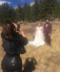 Vail Wedding Guide » Ashley Graham Under Fire for Wearing This to Her  Sister's Wedding – StyleCaster