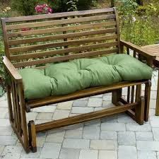 simple bench cushions outdoor steps