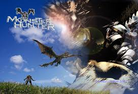 free monster hunter wallpaper