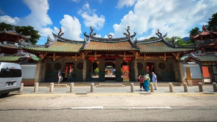 """ผลการค้นหารูปภาพสำหรับ Thian Hock Keng Temple"""""""