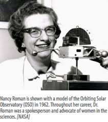 Nancy Grace Roman – The 'Mother' of the Hubble Space Telescope ...