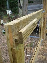 Pin By Michael Sanders On Fencing In 2020 Easy Fence Backyard Fences Backyard