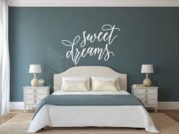 Sweet Dreams Vinyl Decal Wall Art Decor Sticker Home Decor Bedroom Airetgraphics