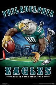 philadelphia eagles posters for