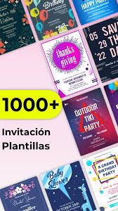Crear Invitaciones Cumpleanos Y De Boda Tarjetas For Android Apk