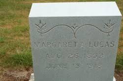 Margaret Adeline Richardson Lucas (1853-1918) - Find A Grave Memorial
