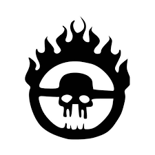 Mad Max Fury Road Logo Vinyl Decal Sticker