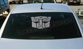 Transformers Autobot Vinyl Decal Sticker Decals Graphic 10 Autobot 10 00 House Of Grafx Your One Stop Vinyl Graphics Shop