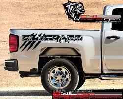 Vinyl Decals And Stickers Custom Vehicle Design Truck Graphics Evilrpm Truck Graphics Chevy Silverado Accessories Vinyl Graphics