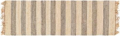 shirley jute rug gray cream jute rug