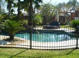 Get Beautiful Fence And Gate Design Ideas Drop Dead Gorgeous Pool Safety Fence Deck 5 8 Sleeves Page Iron Fence Pool Fence Fence Around Pool