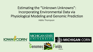 """Estimating the """"Unknown Unknowns"""": Incorporating Environmental ..."""