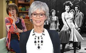 Rita Moreno Talks West Side Story Remake & Season 3 of Netflix's One Day at  a Time