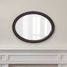 colette oval mirror reviews crate