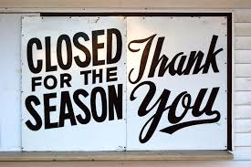 We are officially closed for the season!... - Ferris Acres Creamery |  Facebook