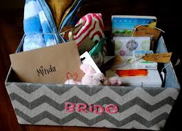 bachelorette party gift basket peanut