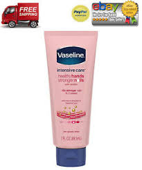 vaseline intensive care hand lotion