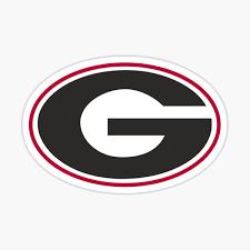 Georgia Bulldogs Stickers Redbubble