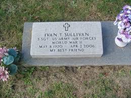 Ivan Thayer Sullivan (1920-2006) - Find A Grave Memorial