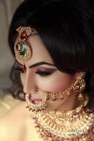 bridal makeup by makeup artist nasreen