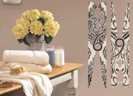 Room Mates Clothes Pins Peel Stick Giant Laundry Wall Decals Rmk2744gm 34878200002 Ebay