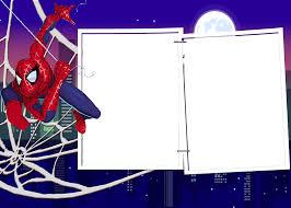 Marcos Spiderman Png Recursos Photoshop Javi74 Hombre Arana