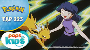 Estadísticas en YouTube para el video [S5] Pokémon Tập 223 - Eifie ...