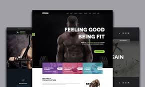 best wordpress fitness themes for gyms