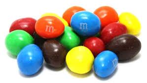dark chocolate peanut m m s