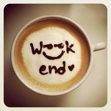 happy weekend coffee and quotes facebook