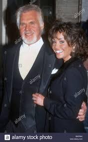 Kenny Rogers, wife Wanda Miller, 1998 ...