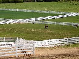 Vinyl Horse Fence Vinyl Farm Fence Post And Rail Fence Fast Shipping