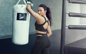 pose makeup figure actress boxing