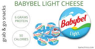 babybel light nutrition images e993